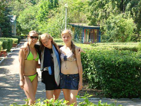 Лебедевка - отдых на Черном море в Лебедевке