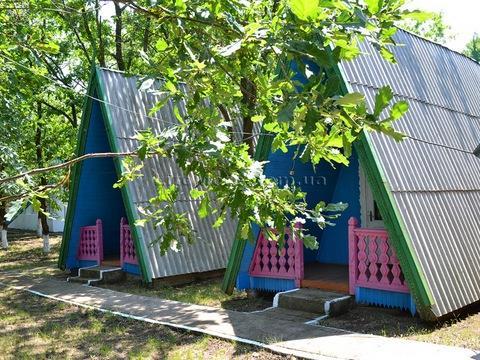 Отдых в Лебедевке - база отдыха
