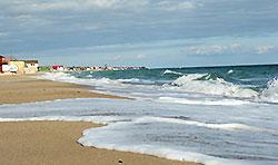Затока. Отдых в Затоке. Пляжи Затоки. Пансионаты Затоки, базы отдыха Затоки