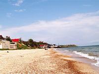 Відпочинок на Чорному морі в Одесі. Пляж Золотий берег